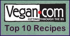 Top 10 Vegan Recipes